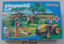 Playmobil 6870 - Motor de Arranque Set Cosecha Explusiv Nuevo Emb. Orig.
