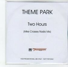 (DJ720) Theme Park, Two Hours (Mike Crossey Mix) - 2012 DJ CD