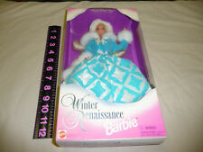Winter Renaissance Barbie doll, 1996 - never opened