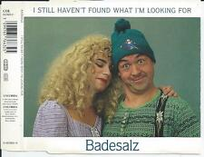 BADESALZ - i still haven't found what i'm looking for CDM 3TR 1991 GERMANY U2