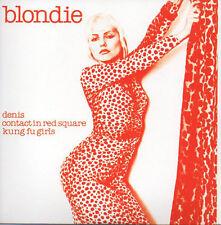 ★☆★ CD SINGLE BLONDIE Denis 3-track CARD SLEEVE  ★☆★