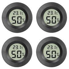 mini Hygrometer Thermometer Humidor Temperaturmesser Luftfeuchtigkeit digital