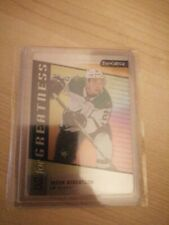 2020-21 upper deck synergy cast for greatness Jason Robertson