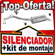 Silenciador Trasero VW T4 2.5 TDi 88/102/150 HP 1996-2003 Escape AAA