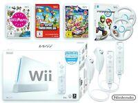 Nintendo Wii weiß Konsole + Sports in OVP mit ORIGINAL Remote Controller & Spiel