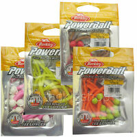 Genuine Berkley Powerbait Micetail Trout and Perch Fishing Bait Lures Mice tail
