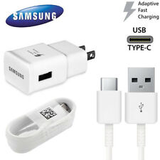 Original Samsung Galaxy Tab S3 USB Wall Charger Adapter + OEM Type C Cable Cord