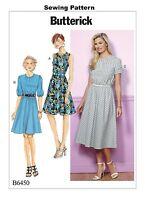 Butterick B6450 PATTERN - Misses/Misses Petite Dress Size 6-22 Brand New