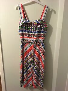 Vintage St Michael sundress size 14