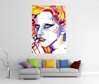 LADY GAGA POP ART BORN THIS WAY FAME MONSTER ARTPOP GIANT WALL PRINT POSTER H249