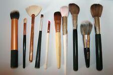 10xWomens Designer RT So Eco Etc Cosmetic Makeup Brushes Face Eye Shadow Brush