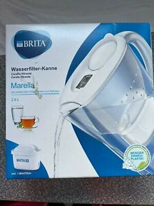 Britta Marella Wasserfilter-Kanne Neu