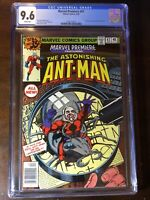 Marvel Premiere #47 (1979) - 1st New Antman (Scott Lang)!!! - CGC 9.6!!! - Key!!