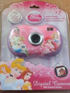 Disney princess digital camera with preview screen