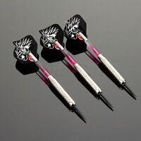 3pcs Needle Tip Darts With Nice Flight Flights Acrylic Dart Shafts  Indoor Games