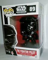 Funko POP! Star Wars TIE Fighter Pilot #89 Smuggler's Bounty Exclusive MIB