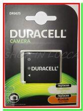 Batteria Ricaricabile DURACELL DR9675 = FUJIFILM NP-50 KODAK KLIC-7004