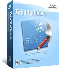 Wondershare TidyMyMusic MAC lifetime Vollversion ESD Download 19,99 statt 39,99!