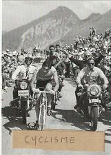 Carte de Eddy MERCKX dans le TOUR de FRANCE 1969