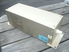 KAISER SYSTEMS LS1500 LASER HIGH VOLTAGE POWER SUPPLY 34kV 124mA OUTPUT