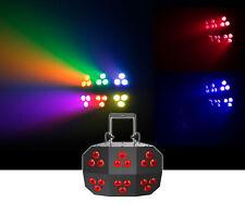 Chauvet DJ Wash FX 2 DMX RGB+UV Eye Candy Effect Dance Floor Party Wash Light