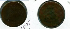 1809 CLASSIC HEAD LARGE CENT TYPE COIN GOOD 1577P