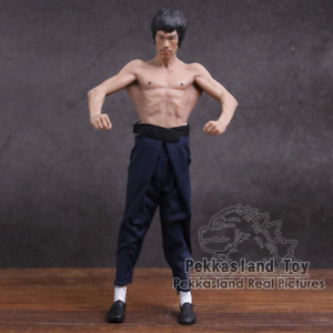 Bruce Lee Figure Storm Collectibles The Martial Artist Series NO.1 Bruce Lee 1/1