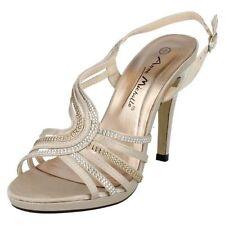 40 Sandali e scarpe spillo sera per il mare da donna