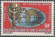 Timbre Sports Football Congo 189 * lot 28151