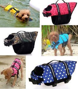 Hunde Schwimmweste Rettungsweste Hunderettungsweste Hundeschwimmweste XXS-XXL