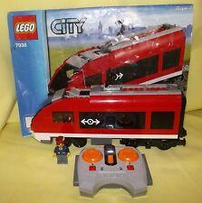 Lego City vorne Kutsche Fahrer & Controller aus 9v RC Train Set 7938