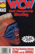 WCW World Championship Wrestling #11 (Newsstand) FN; Marvel | save on shipping -