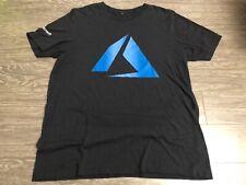 Microsoft Windows Azure Software Computer T-Shirt Used See Measurements