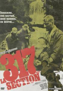 DVD - LA 317ème SECTION / SCHOENDOERFFER, PERRIN, CREMER, STUDIO CANAL