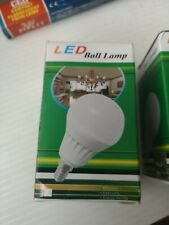 TTrader LED 5W SES E14 Ball Lamp Light Bulbs Warm White A+