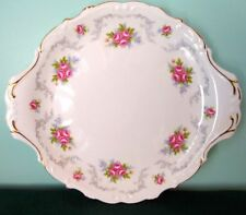 Royal Albert TRANQUILLITY Vintage Cake Plate with Handles