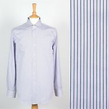 Homme Ralph Lauren shirt Regent Classic Fit Smart à Rayures Formelle col Costume XL