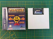 GAME BOY GAMEBOY ADVANCE GBA BOXED BOITE NAMCO PACMAN PAC-MAN COLLECTION AGB-APC