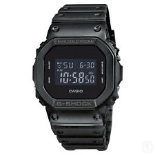 CASIO G-SHOCK Basic Matte Black Limited Edition Watch GShock DW-5600BB-1