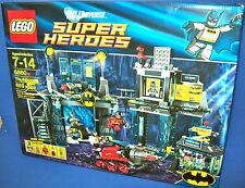 LEGO 6860 Super Heroes  - THE BATCAVE ~ DC Universe BATMAN sold out NIB batman