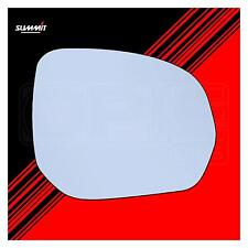 Heated Back Plate Tinted Mirror Glass - Summit ADRG-941BH - Fits Citroen LHS