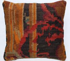 Kelim Kissen 40x40cm Kilim Cushion Kissenbezug Pillow Dekokissen Türkei Neu K752