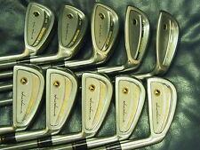 Honma Mens LB708 H&F golf iron 3 stars S-2 Stiff Rare Best Offer!