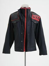 My Chemical Romance Danger Days Jet Star Leather Jacket Coat Cosplay Costume