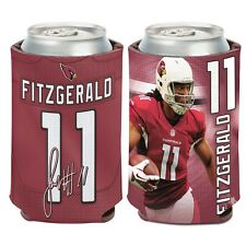 Arizona Cardinals Wincraft #11 Larry Fitzgerald 12oz Can Coolie Free Ship
