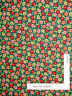 Christmas Mary Engelbreit Peppermint Flowers Cotton Fabric QT Trim Tree - Yard