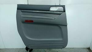 2013-17 SSANGYONG TURISMO MPV Left Rear N/S/R Door Panel/Card 455