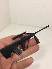 1/6 21ST CENTURY STEYR AUG BULL PUP ASSAULT RIFLE WITH SCOPE DRAGON DID BBI