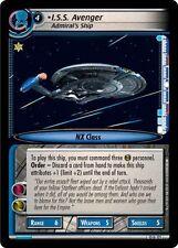 Star Trek CCG 2E In A Mirror Darkly I.S.S. Avenger, Admiral's Ship 13U121