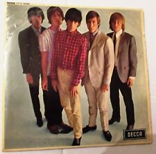ROLLING STONES FIVE BY FIVE 5 TRACK 1964 DECCA EP IN PICTURE COVER UNBOXED LOGO